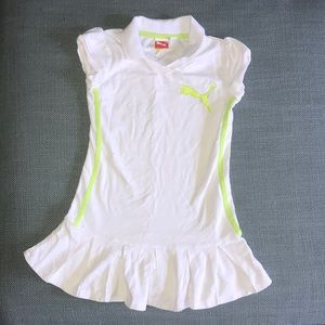 GIRLS PUMA DRESS